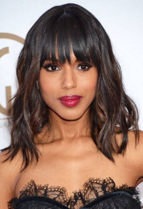 cara corazon Kerry Washington